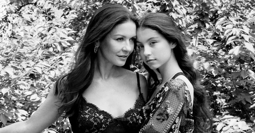 Catherine Zeta-Jones' Daughter Reveals What It's Like Having Famous Parents
