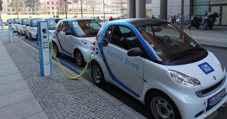 Japan Working To Make All Passenger Vehicles Electric