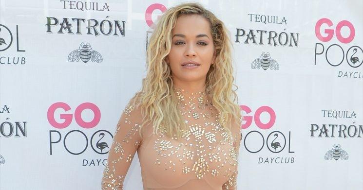 Snag Rita Ora's Comfy Spanx Bra on Sale for Under $50!