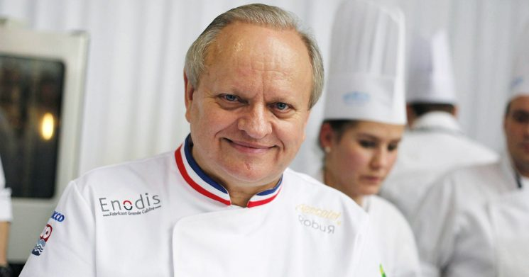 Joel Robuchon Dies at 73: Fellow Celebrity Chefs Pay Tribute