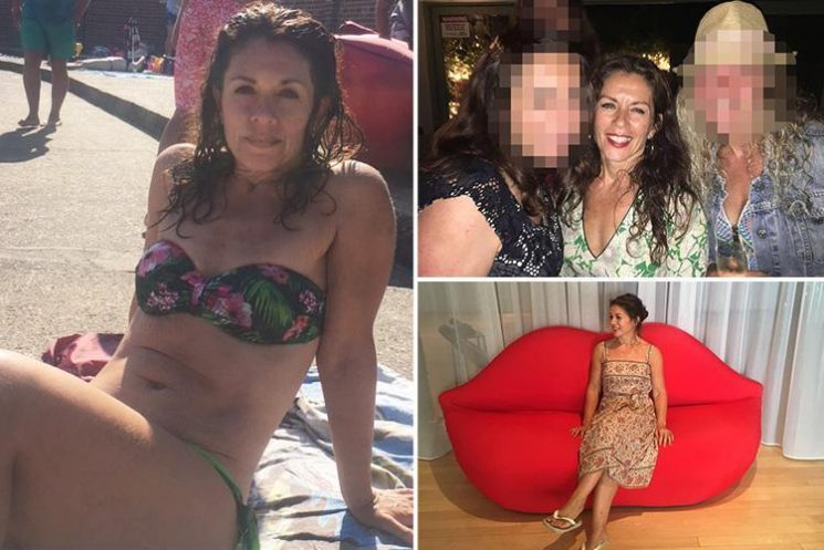 Mum-of-two claims she gets ID'd in pubs, hit on by younger men and stopped by the police for her youthful looks – so can YOU guess how old she is?