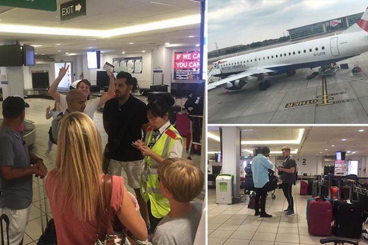 BA kicks 20 passengers off holiday flight to Ibiza – because the 35C heatwave made the plane too HEAVY