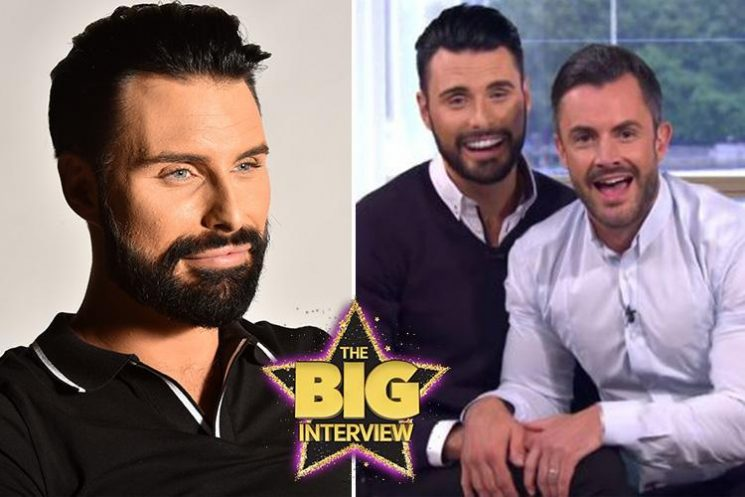 Rylan Clark-Neal reveals husband Dan suffered secret mystery illness that forced him to make frantic 985-mile dash home to his side