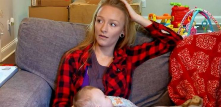 'Teen Mom OG's' Maci Bookout Faces Pregnancy Rumors After Alleged 'Baby Bump' Photo, Per 'In Touch'