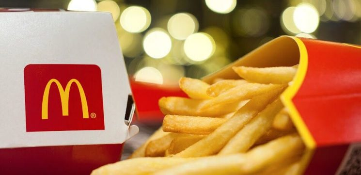 A Recent Survey Shows Which State Has The Most Fast Food Restaurants