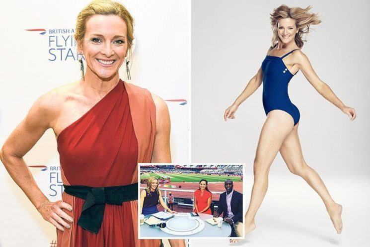 Telly presenter Gabby Logan on school bullying, difficult teenage years and overcoming confidence issues