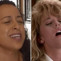 Woman reenacts THAT scene from When Harry Met Sally in London cafe for International Female Orgasm Day – and the reaction might surprise you