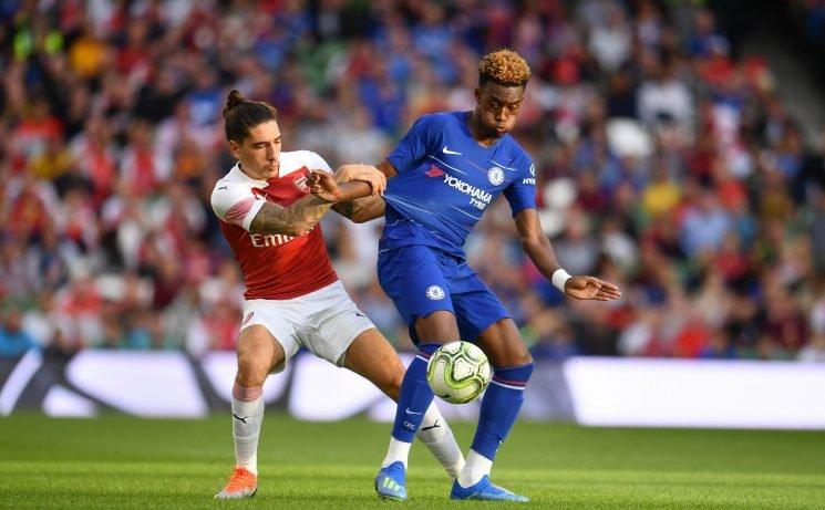 Callum Hudson-Odoi's Chelsea performance against Arsenal leaves Blues fans salivating