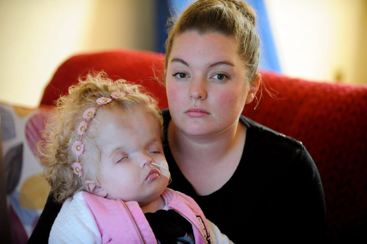 Heartbroken mum describes how children mocked her disabled daughter in supermarket… and one mum even labelled little girl 'disgusting'