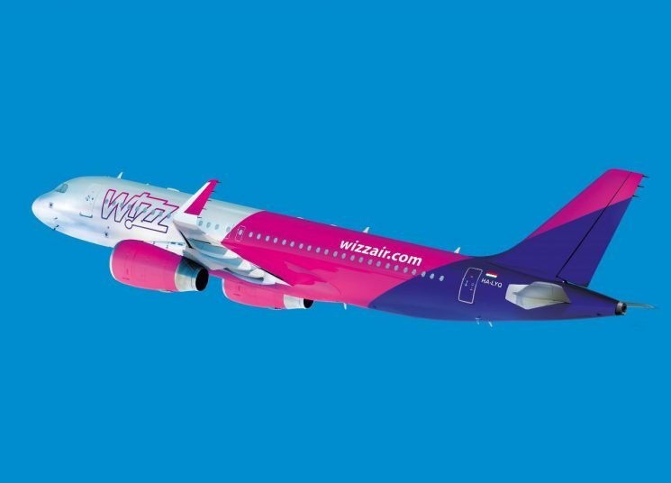Passengers on budget airline Wizz Air suffer most delays to their flights