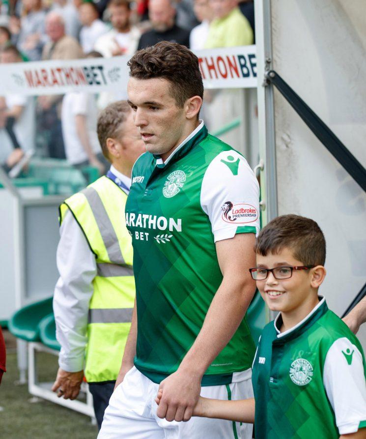 Aston Villa to snatch Hibernian star John McGinn from under noses of Celtic