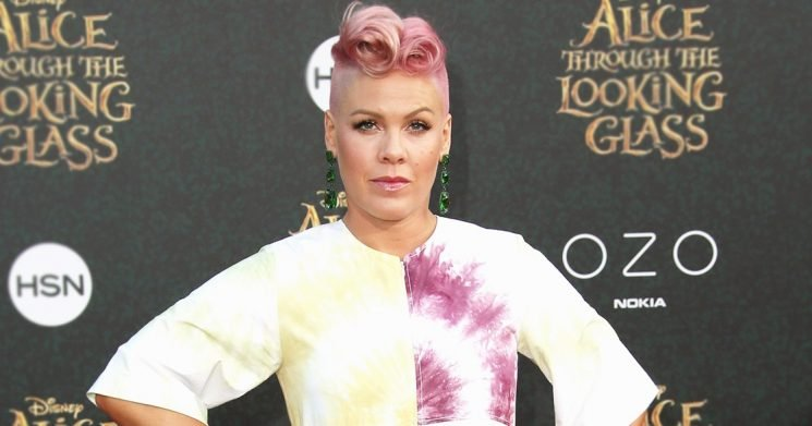 Pink Slams Claims She Canceled a Concert for a Beach Day