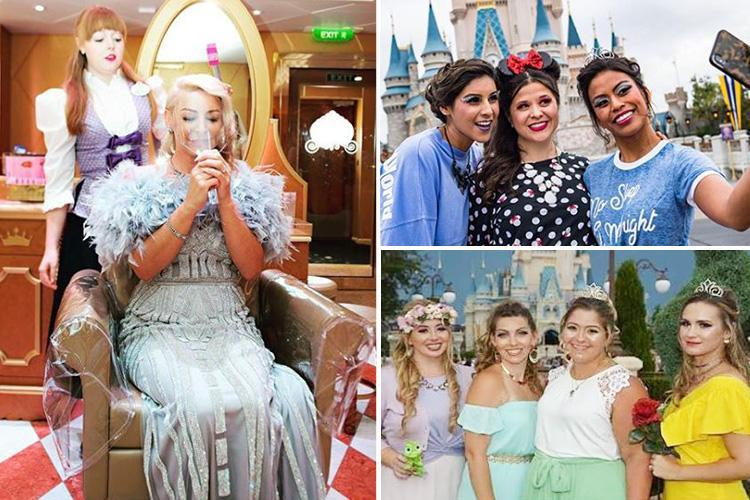 Now ADULTS are getting those princess makeovers at Disney World