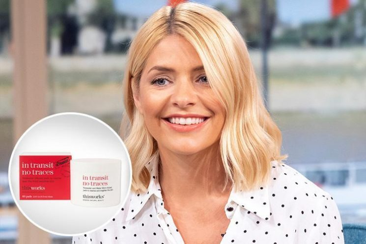 Holly Willoughby has revealed her beauty secret for looking fresh… and you can buy it in Boots