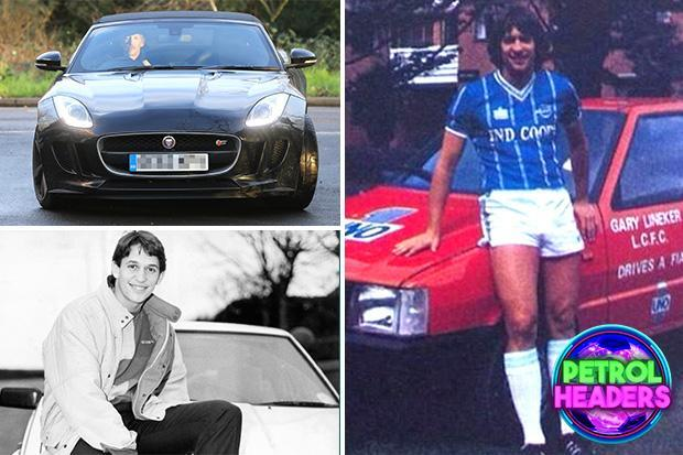 Gary Lineker's cars: From a Fiat Uno to a £50k Jaguar F-Type, the Match of the Day presenter boasts a fleet of impressive motors