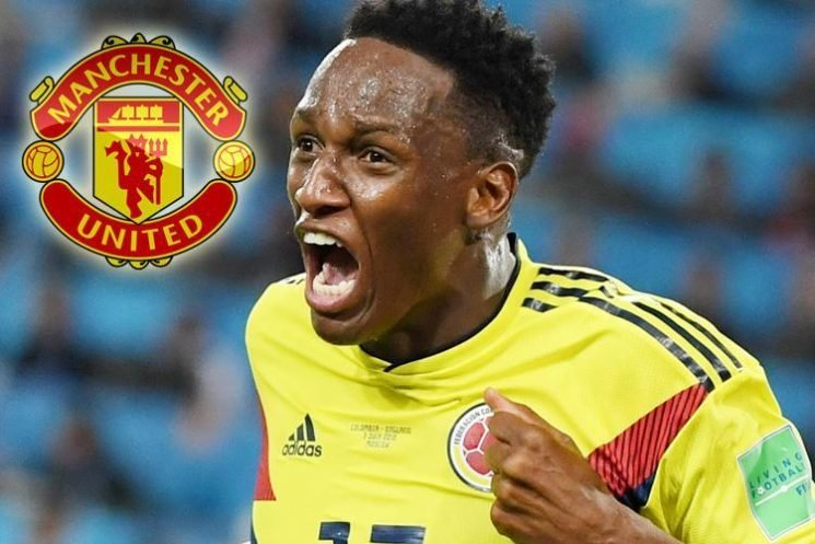 Manchester United launch £35m bid for Barcelona star Yerry Mina and want decision made today