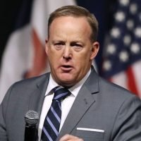 Sean Spicer Just Sparked A Civil War Among Reddit's Trump-Loving Corners By Saying That QAnon Is Fake