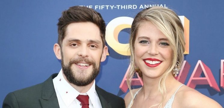 Thomas Rhett Says That He And Lauren Will Most Likely Have Three More Kids In The Next Five Years