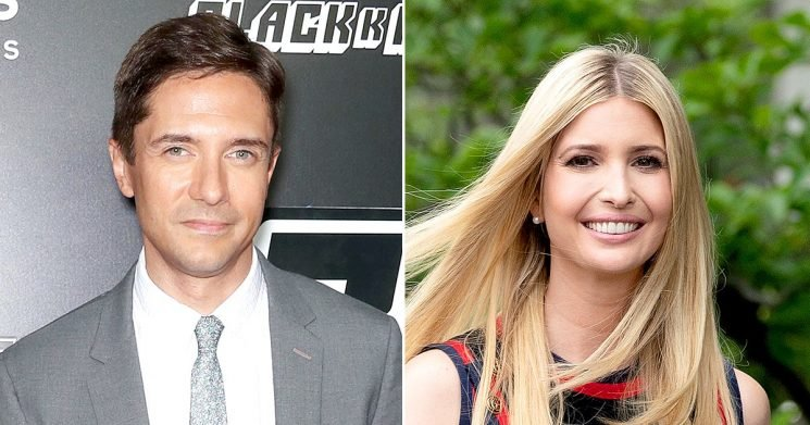 Topher Grace: Dating Ivanka Trump 'Wasn't a Political Statement'