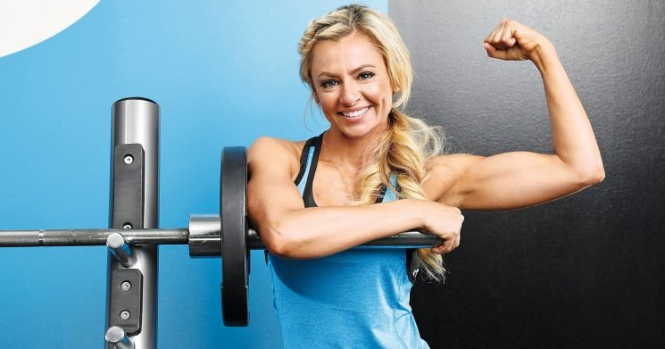 Nikki Walter Opens Up About Her Wellness Journey