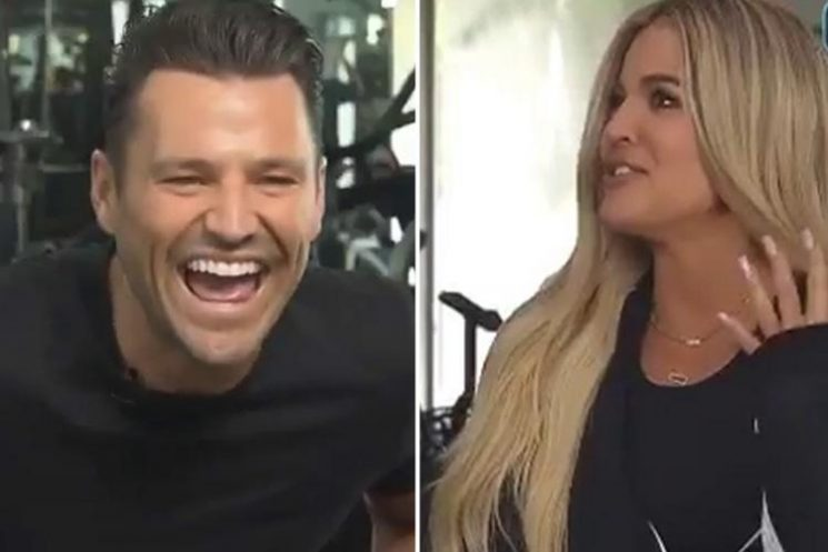 Mark Wright teaches Khloe Kardashian to speak with an Essex accent – and her awkward effort leaves everyone in hysterics