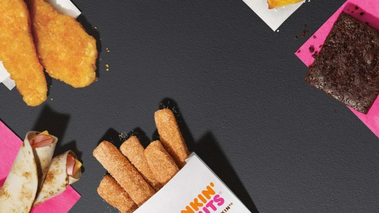 Dunkin' Donuts Introduces Its New $2 Menu, Including Its First-Ever Gluten-Free Item