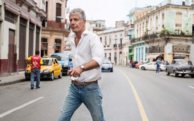 Anthony Bourdain's Parts Unknown Will Air Its Final Seven-Episode Season This Fall