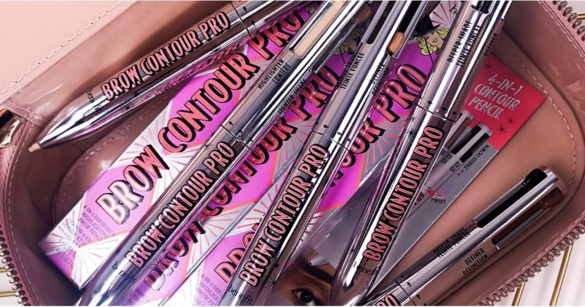 Benefit is Launching a 4-in-1 Brow Product — And It's Giving Us Major Nostalgia