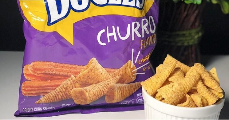 Once We Get Our Hands on These Churro Bugles, It's Over For All Other Salty-Sweet Snacks