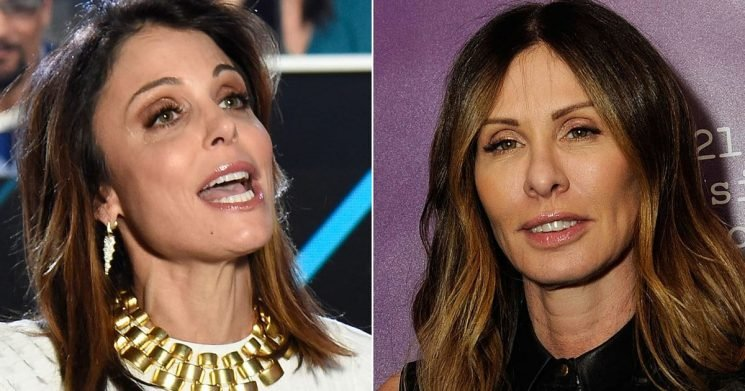Bethenny Frankel Calls Bull on Carole Radziwill's Claim She Quit 'Real Housewives of New York City'