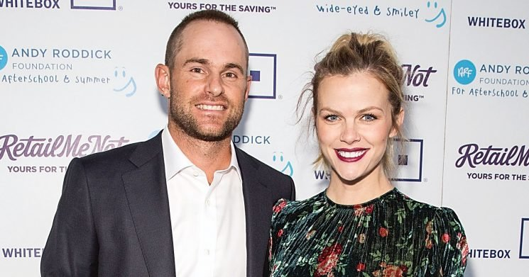 Brooklyn Decker Jokes Her Husband 'Can't Ball Up a Diaper If His Life Depended on It'