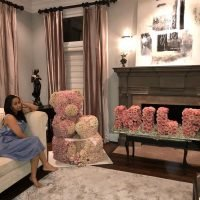Cardi B Reveals the Very Cheeky Floral Display She Got a Week After Baby Kulture's Arrival