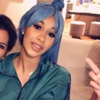 Cardi B Jokes She's Finally In The 'Rich People's Club' After Night With Kim Kardashian — Pics