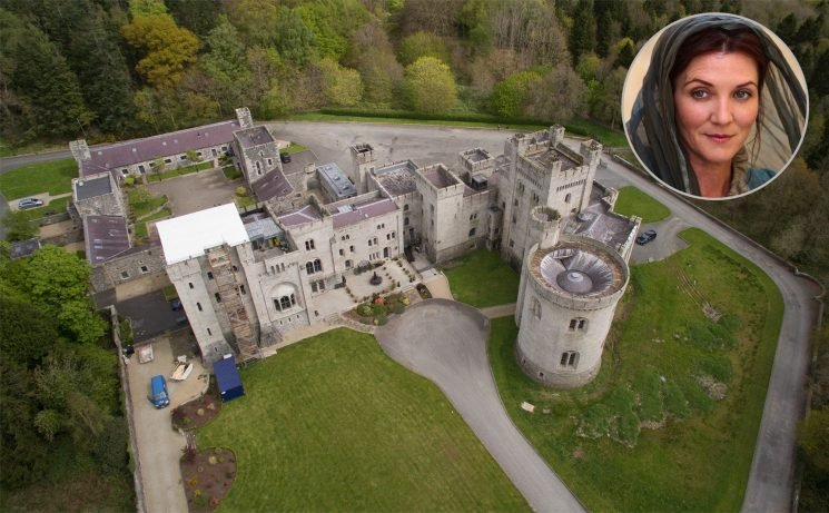 Game of Thrones' Riverrun Castle Is on the Market in Northern Ireland for $650K