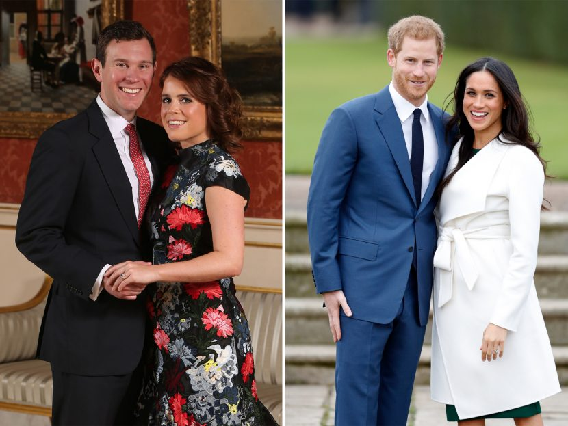 How Bride-to-Be Princess Eugenie Is Taking Cues from Cousin Prince Harry's Wedding to Meghan