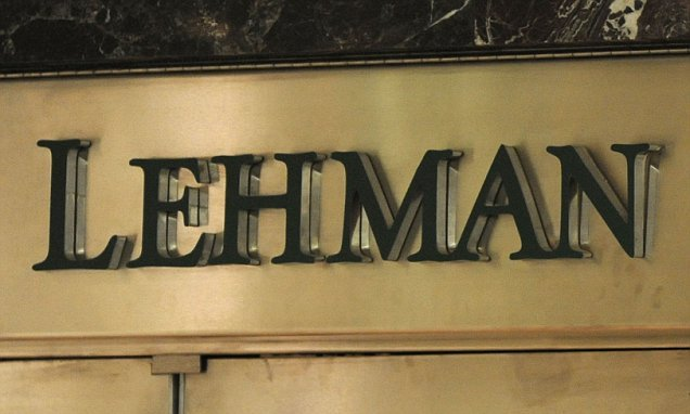 'Celebration' for 10-year anniversary of Lehman Brothers collapse