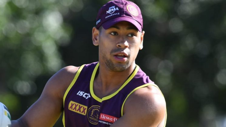 All Blacks lure strong for Bronco Isaako