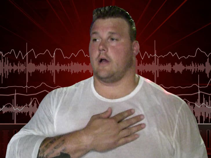 Richie Incognito 911, Funeral Staff was Terrified