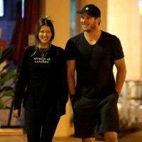 Chris Pratt & Katherine Schwarzenegger Look So Smitten on Date Night