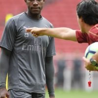 Emery hints Welbeck could get new role in VERY unfamiliar position