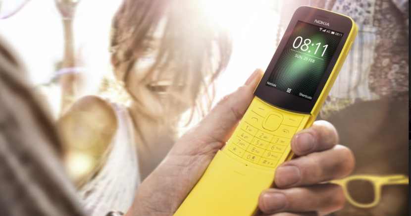 Nokia's retro 8110 'banana phone' goes on sale next week