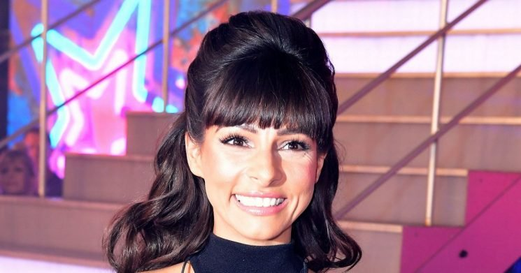 Celebrity Big Brother's Roxanne Pallett suffers embarrassing fashion faux