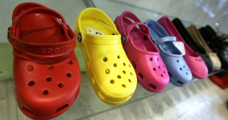 Crocs is closing down all its factories and a third of stores