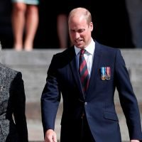 Prince William attends moving memorial for the Battle of Amiens