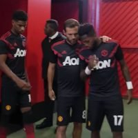 Tunnel cam catches what Man United players did to Fred before debut