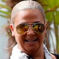 Lisa Armstrong reunited with dog she shares with Ant McPartlin amid divorce row