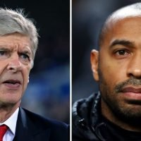 Wenger claims Henry has applied for top job