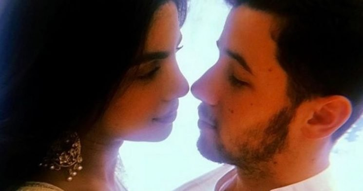 Nick Jonas confirms engagement to Priyanka Chopra with beautiful ceremony
