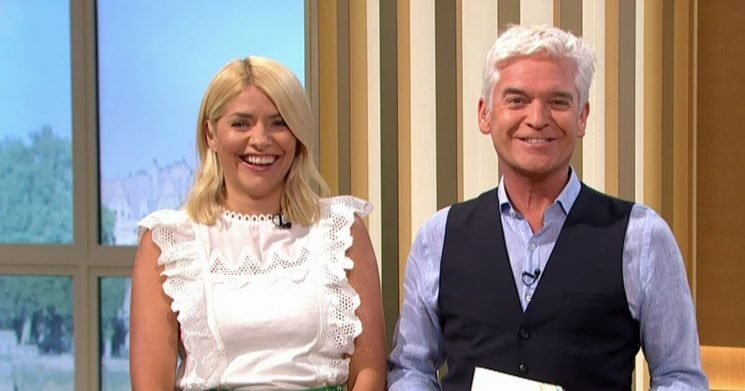 Holly Willoughby to be replaced on This Morning