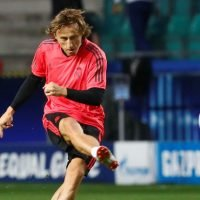 Luka Modric could quit Real Madrid this week